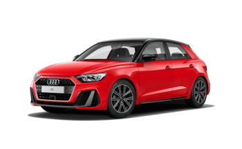 Audi A1 Red